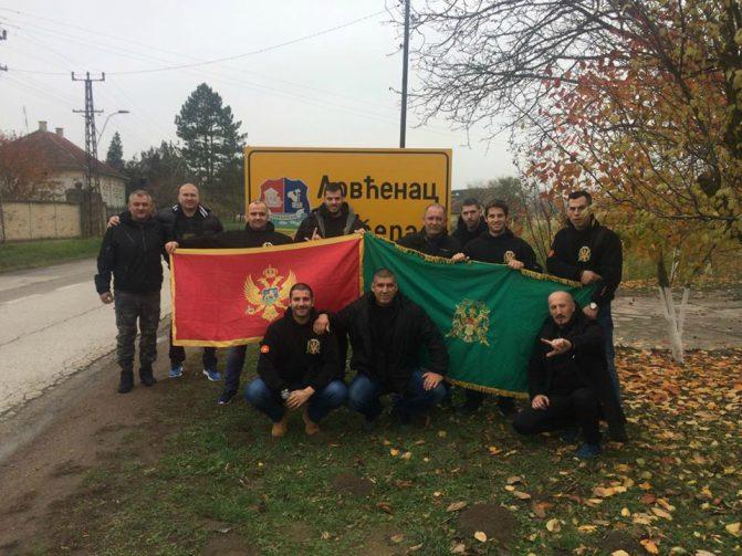 Dukljani obišli Crnogorce u Lovćencu