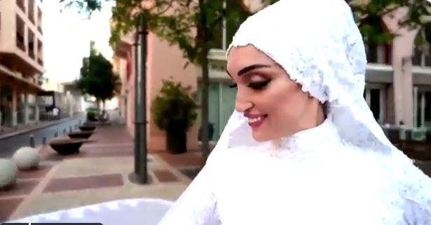 Pogledajte snimak: Mlada pozirala u vjenčanici, kamera zabilježila eksploziju
