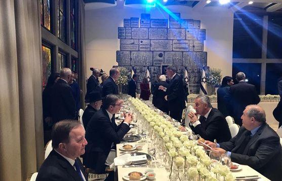 Susret u Jerusalimu: Đukanović i Vučić saglasni da treba smiriti tenzije