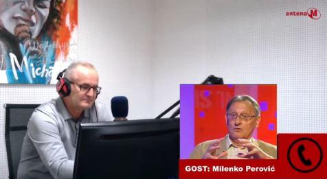 Perović: Suverenistički blok bacio bi četništvo na smetlište istorije, ako ga DPS ne stimuliše propašće, kao i Crna Gora