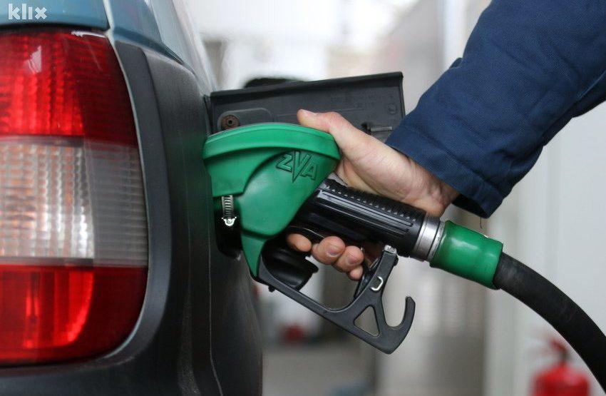 Cijene goriva nepromijenjene