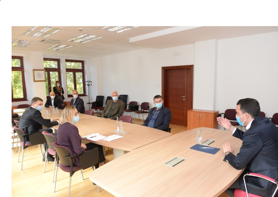 Vuković sa predstavnicima ugostitelja: Glavni grad će pomoći ugostitelje sa 80 000  eura