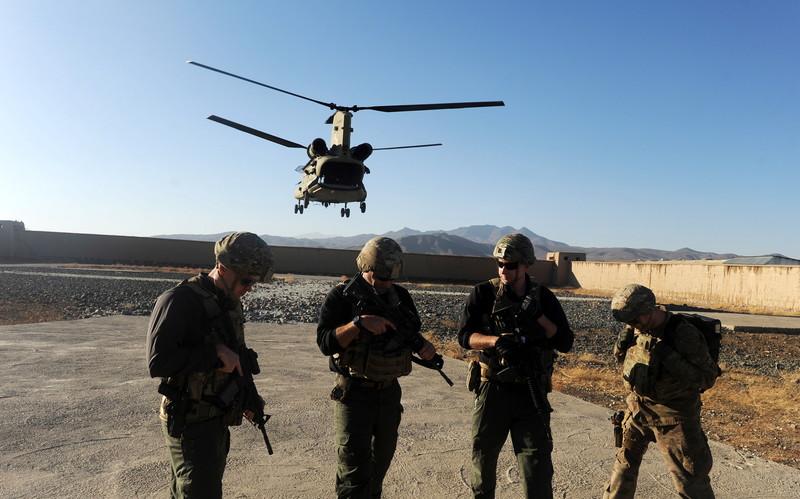 Srušen američki helikopter u Avganistanu