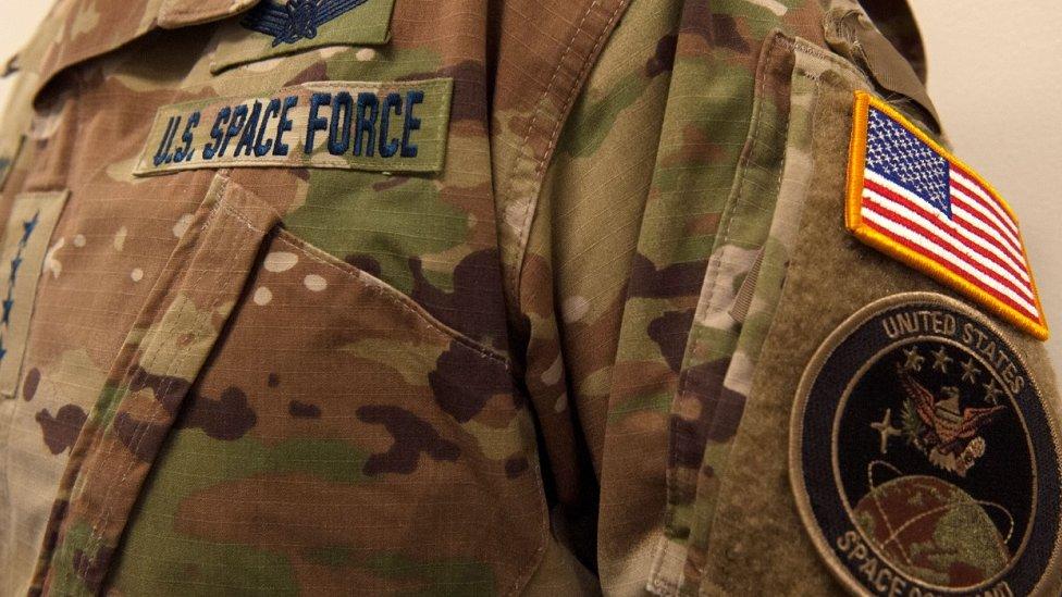Uniforme svemirskih snaga SAD izazvale podsmijeh