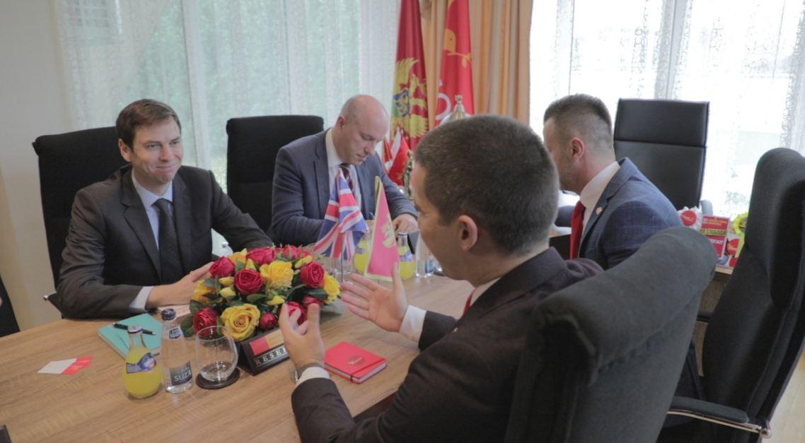 """Bečić - Dom: """"Ne reformišemo se samo zbog EU, već kako bi svima bilo bolje"""""""