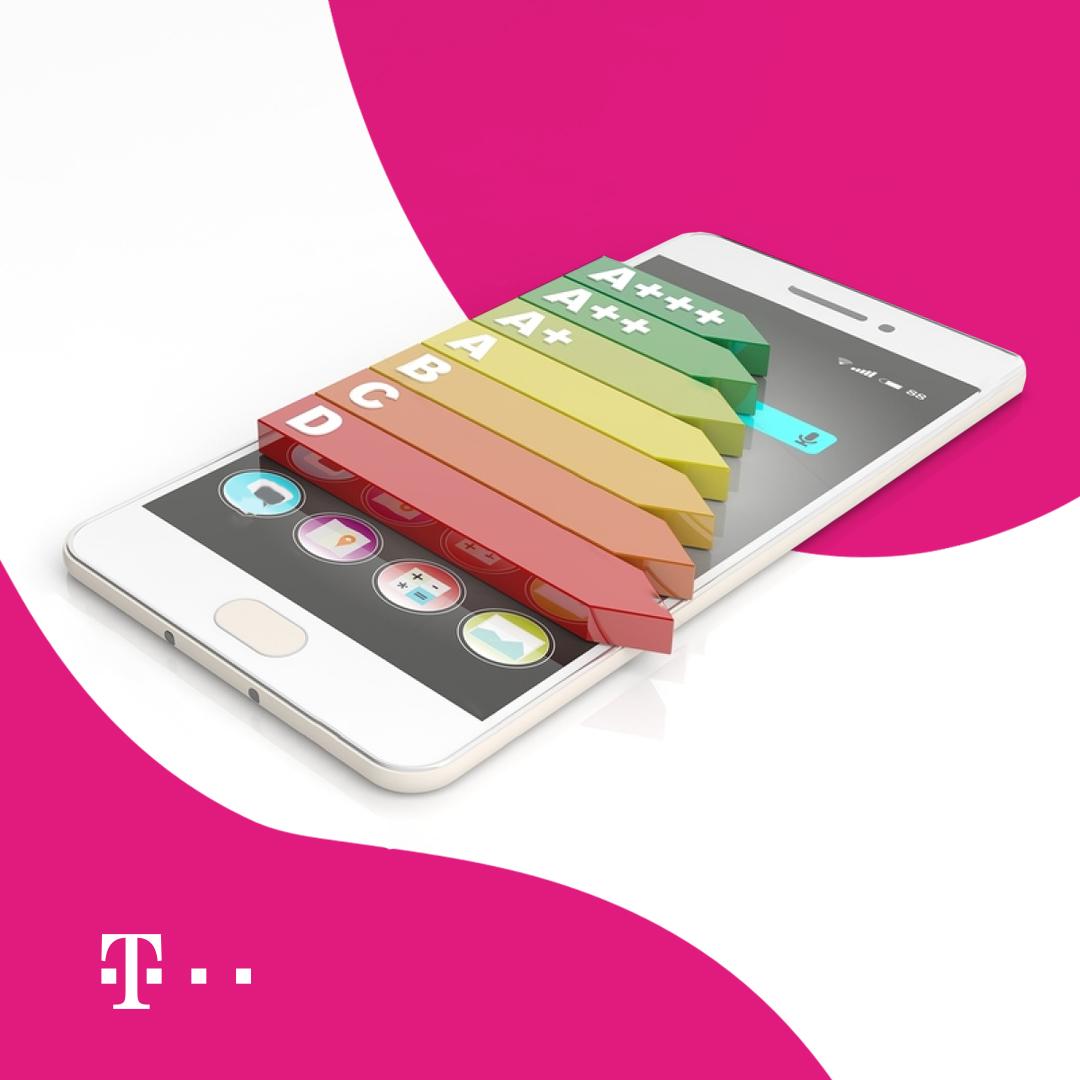 Telekom: Crna Gora jedna od 24 zemlje u kojima će korisnici vidjeti ocjenu ekološke održivosti mobilnih telefona