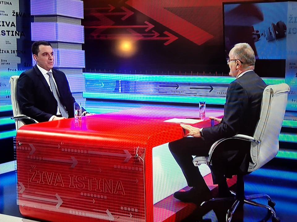 Pogledajte cijelu Živu istinu sa Ivanom Vukovićem