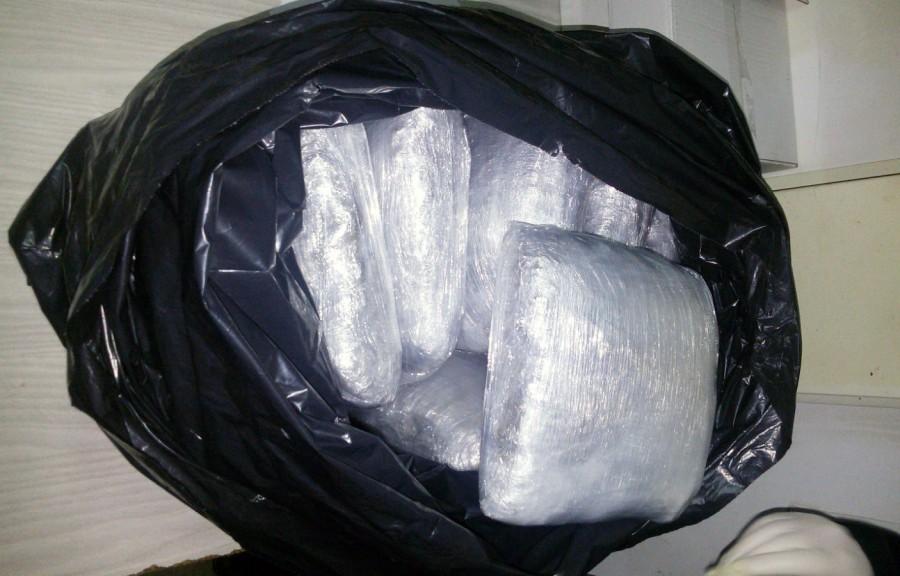 Srpska policija na granici sa CG zaplijenila preko 200 kg marihuane