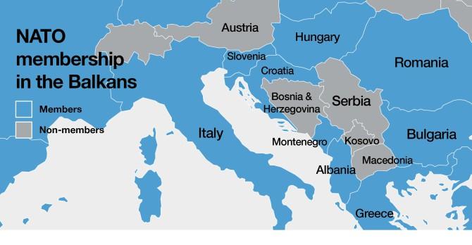 "NATO: Nemamo ""tajni plan"" za Zapadni Balkan"