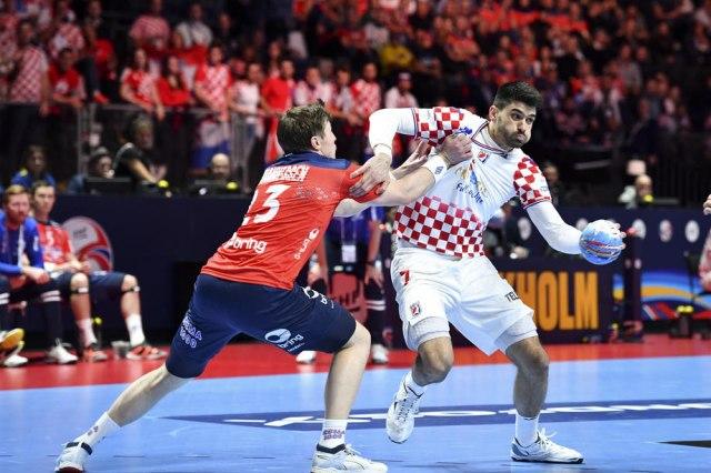 Hrvatska u posljednjoj sekundi šokirala Norvešku za finale EP