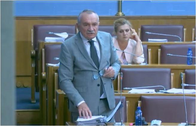 Radulović: Neophodna izgradnja sistemskog okvira i nezavisnih pravosudnih organa