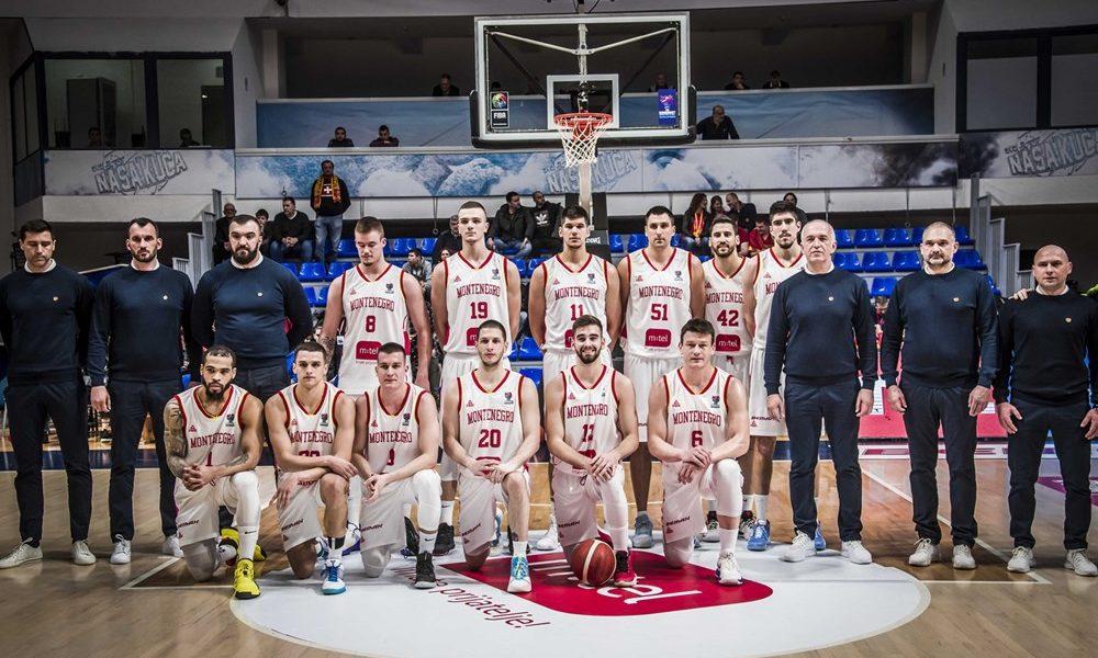 Crna Gora danas sa Francuskom u kvalifikacijama za Eurobasket