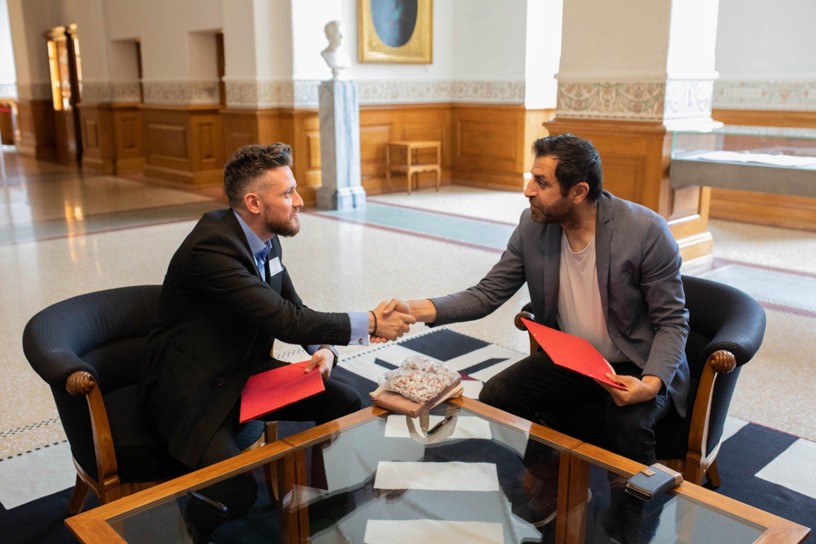 Radovanić: URA potpisala Memorandum o saradnji sa Zelenim Danske, jedan od ciljeva osnivanje Zelene političke akademije
