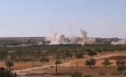 Sirijska vojska ušla u Manbiž