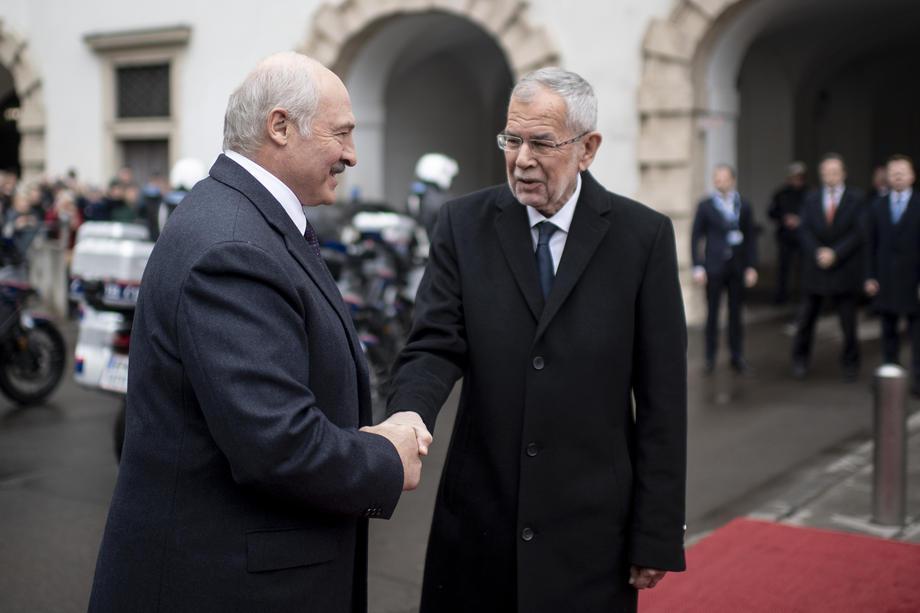 Predsjednik Austrije saglasan sa Makronom