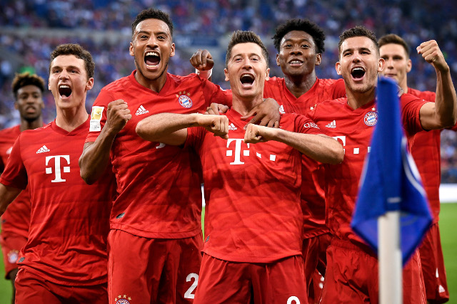 Ubjedljive pobjede Bajerna i Dortmunda