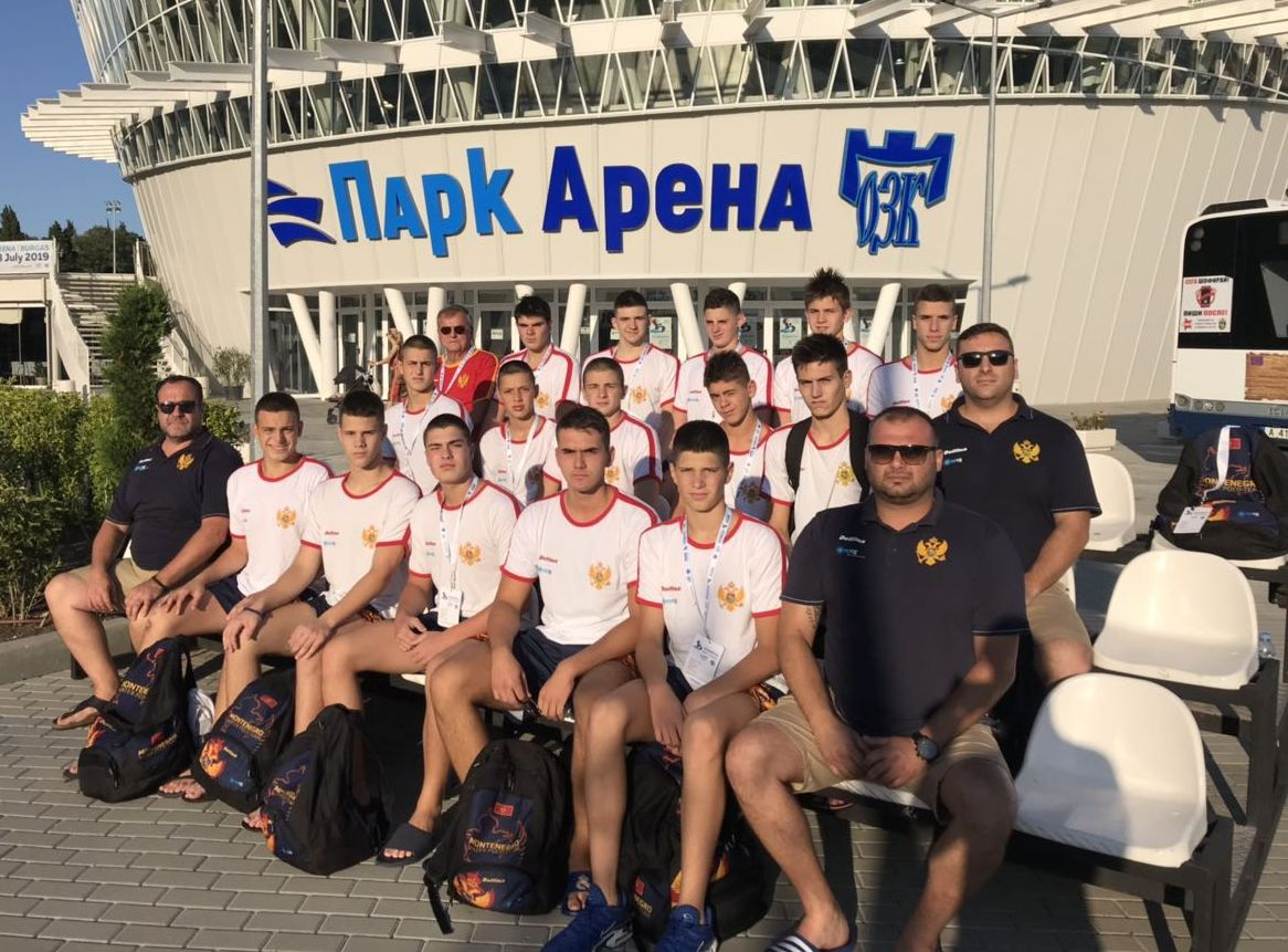 Poraz Crne Gore od Srbije na U15 Evropskom prvenstvu