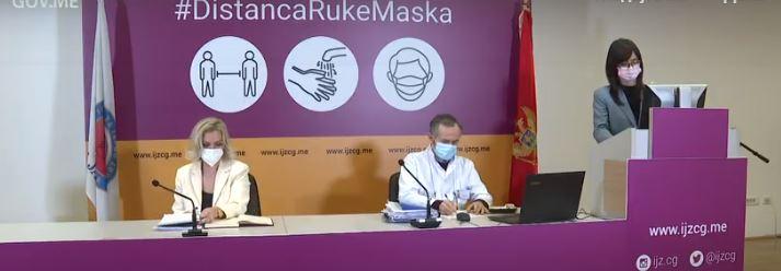 Bojović: Nadamo se da će vakcinacija početi krajem januara, početkom februara, obezbijedićemo je svim građanima koji budu htjeli