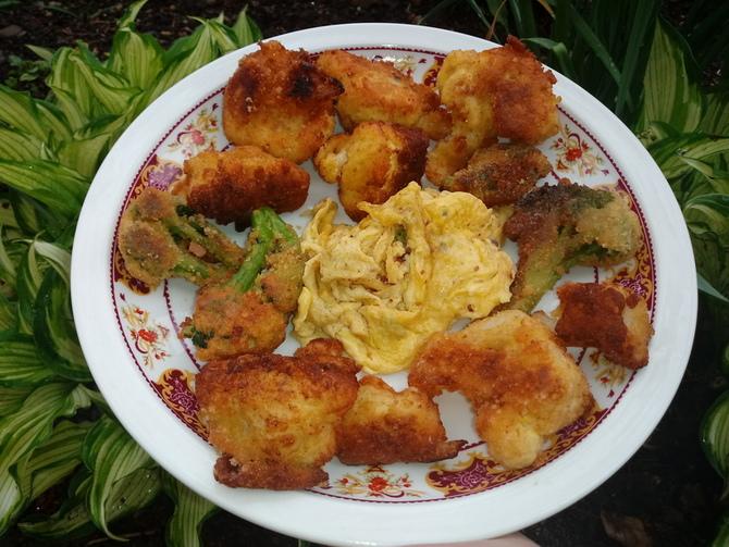 Pohovani brokoli i karfiol: Predivni hrskavi užitak