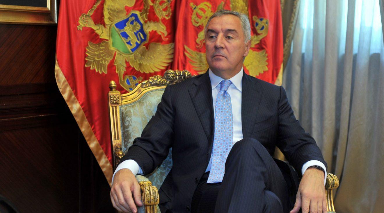 Đukanović: Srbija i Rusija koriste SPC da potkopavaju crnogorsku nezavisnost