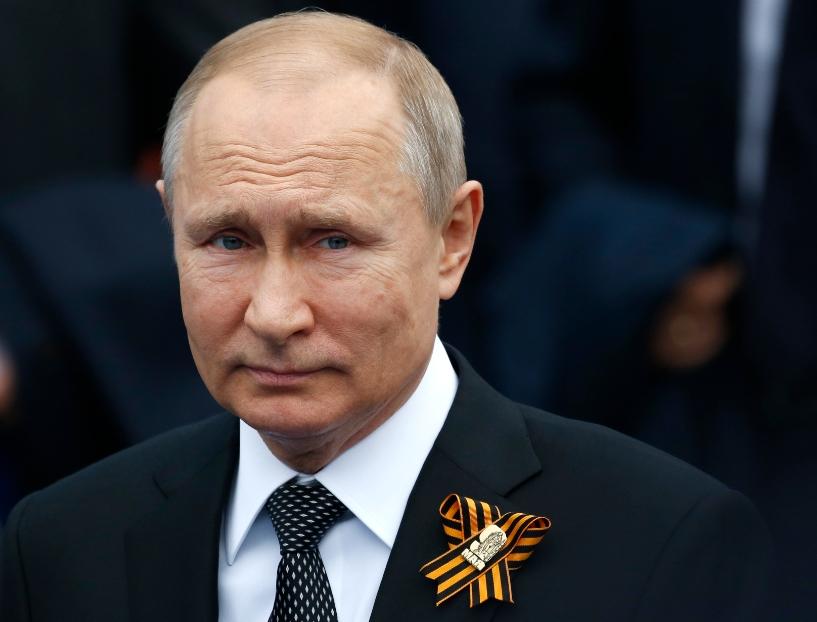 Sastanak Putina i Makrona