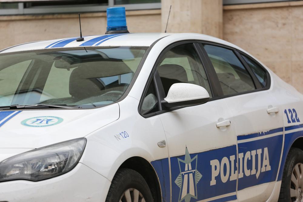 Policija rasvijetlila dva razbojništva u Nikšiću