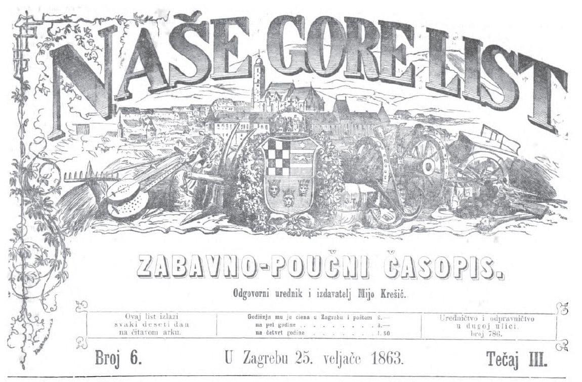 DRAGULJI ISTORIJE: Govor vojvode Mirka Petrovića u Beču 1862. godine