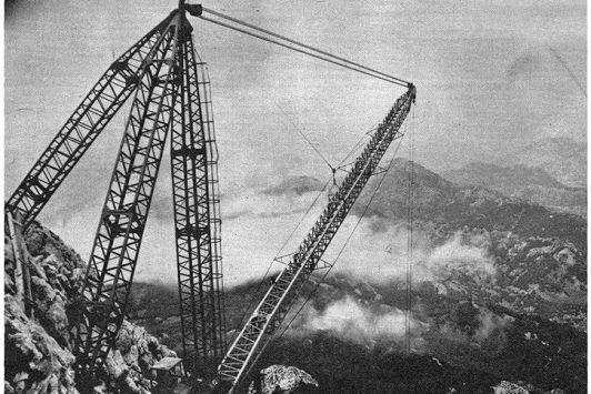Kako se gradio Njegošev mauzolej? Spomenik težak 28 tona treba da stigne na 1660m visine