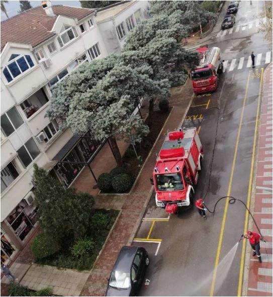 Hotel Kamelija određen za karantin u Tivtu, u toku dezinfekcija