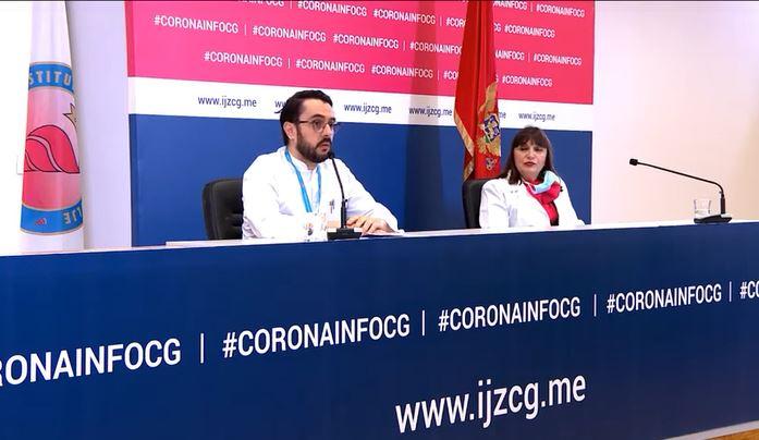 Još 5 inficiranih u Bijelom Polju, 11 u Podgorici i 1 u Nikšiću