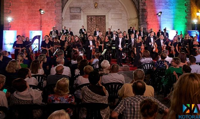 Kotor Art: Sinoć nastupio Orkestar Starog Budima Danubia iz Mađarske