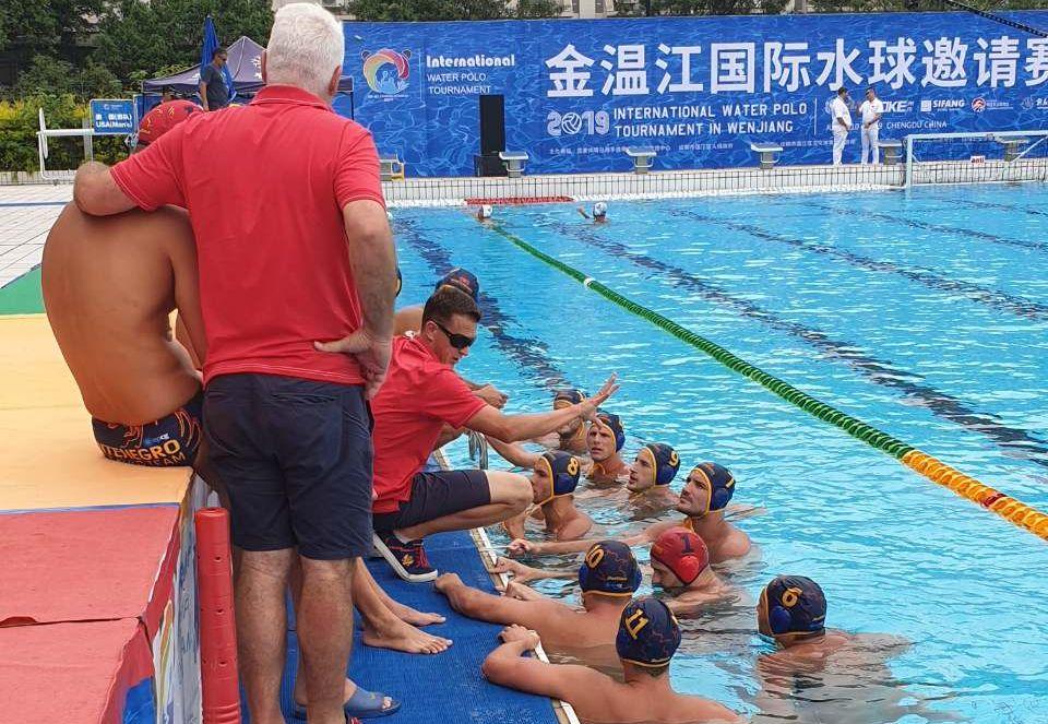Crna Gora druga na turniru u Kini