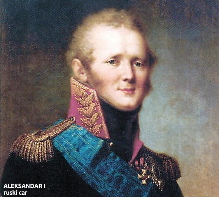 Car Rusije (1814): Crnogorci, napuštite Boku, ona pripada mojim saveznicima – Austrijancima!