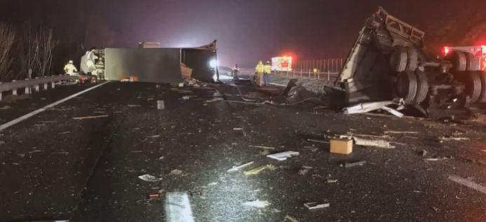 Virdžinija: Sudar kamiona i autobusa, 19 osoba povrijeđeno