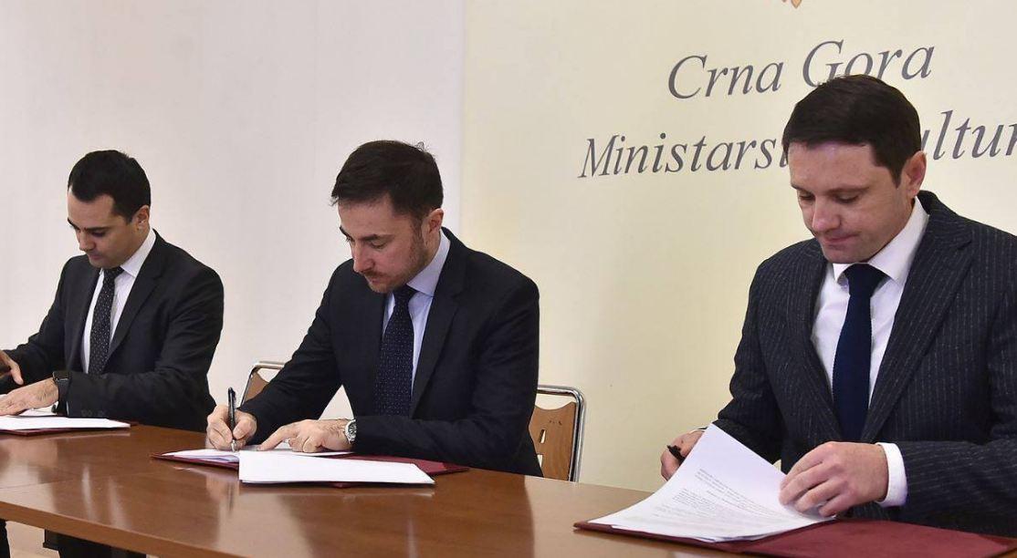 Potpisan Sporazum o organizaciji, realizaciji i statusu Međunarodnog TV festivala Bar