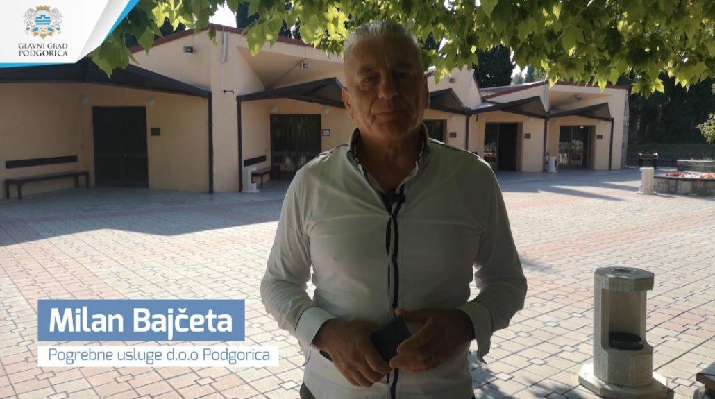 Milan Bajčeta 20 godina radi u Pogrebnom: Trudimo se da riješimo sve u interesu građana