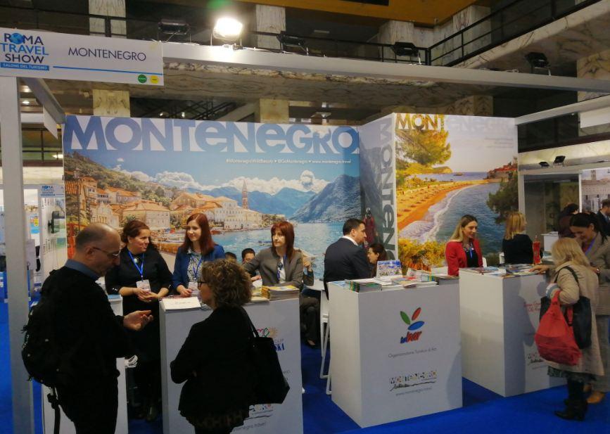 Turistička ponuda Crne Gore na prvom salonu turizma u Rimu