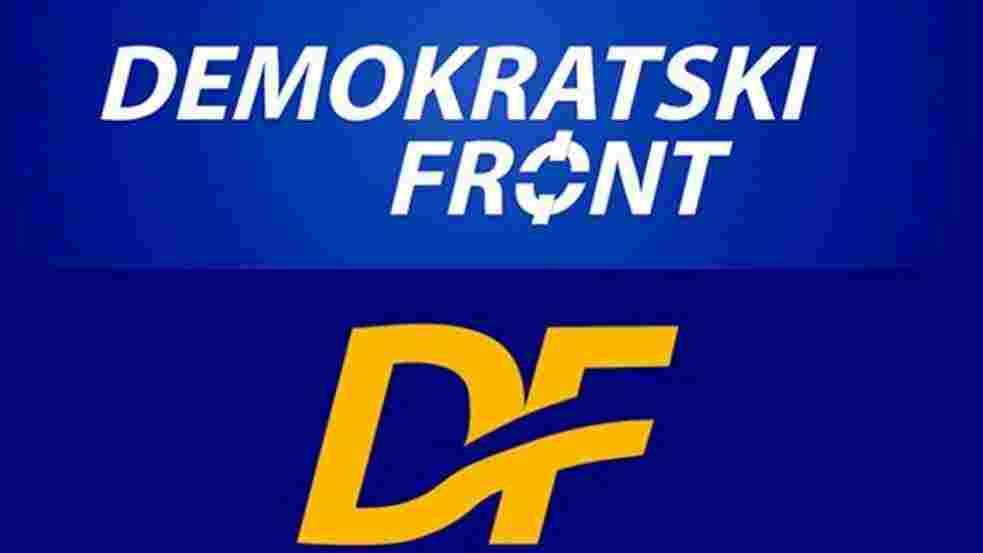 DF trajno napustio Odbor za reformu izbornog zakonodavstva