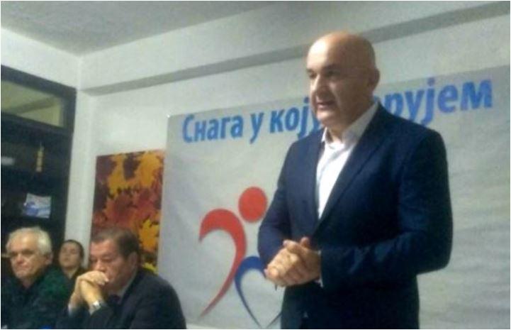 Izabran OO SNP-a u Danilovgradu, Ivanović novi predsjednik