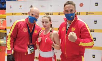 Gojković najbolja mlada bokserka Evrope