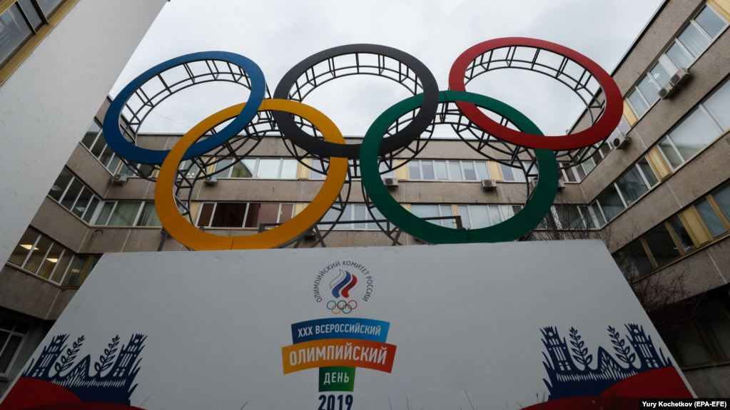 Rusiji četiri godine zabrane na velikim sportskim takmičenjima