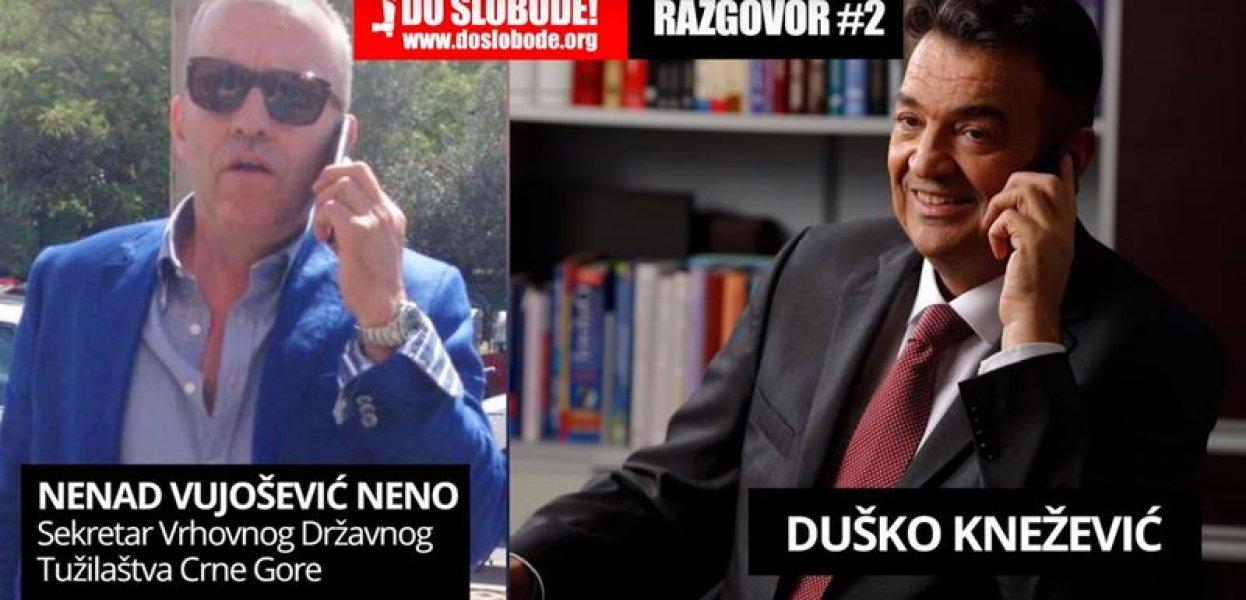 Advokat: Vujošević u Beogradu, doći će do kraja sedmice, bio na liječenju