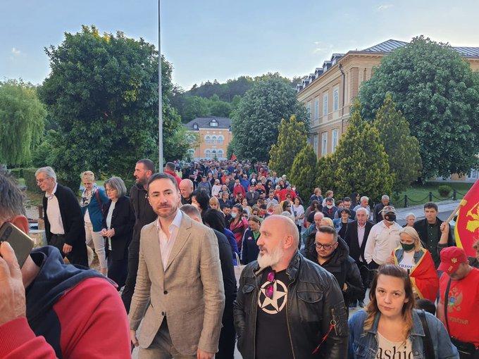 Bogdanović: Naša je obaveza da se usprotivimo svakom ataku na antifašističko nasljeđe Crne Gore