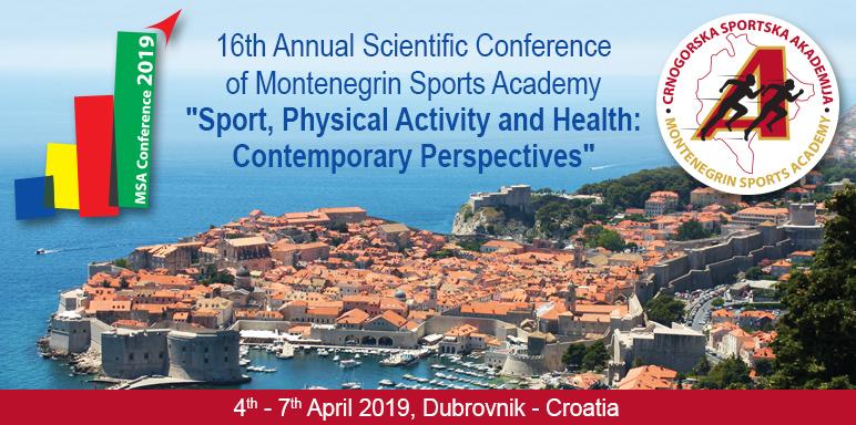 Međunarodna naučna konferencija iz sporta u aprilu: Rekordan broj radova i učesnika iz 50 zemalja svijeta