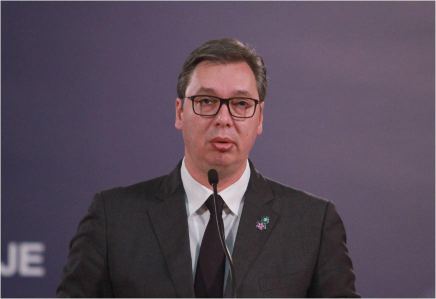 Vučić hitno primljen na VMA