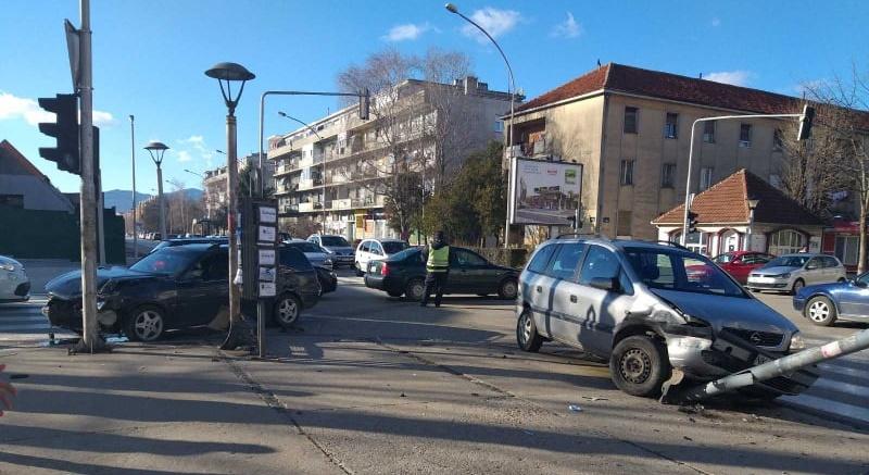 Teško povrijeđena žena u Nikšiću