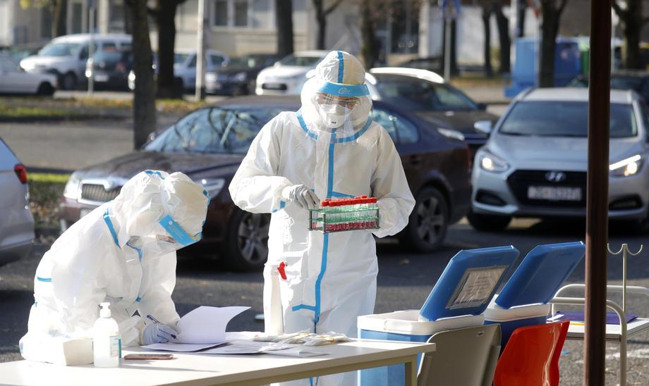 U Hrvatskoj 1.396 novozaraženih, preminulo 46 osoba