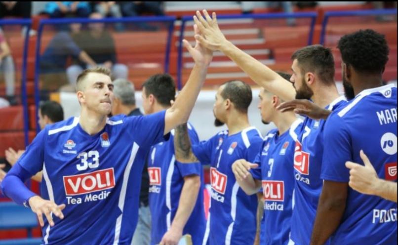 Drugi poraz Budućnosti u Eurokupu: Trento slavio u Podgorici