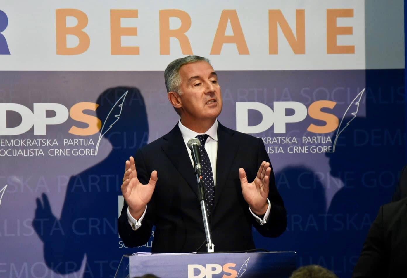 Đukanović: Plašim se da nacionalistički krugovi zloupotrebljavaju SPC