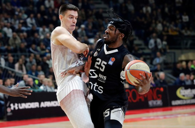 Nema više neporaženih, Partizan bolji od FMP-a